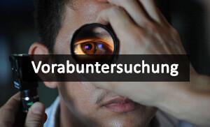 Augen Lasern Vorabuntersuchung