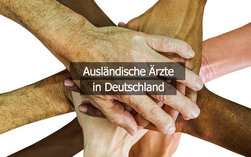 Ausländische Ärzte In Deutschland