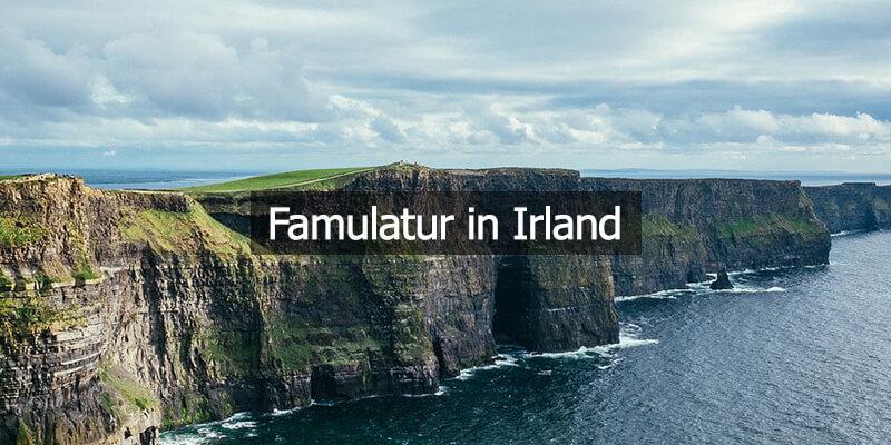 Famulatur Irland