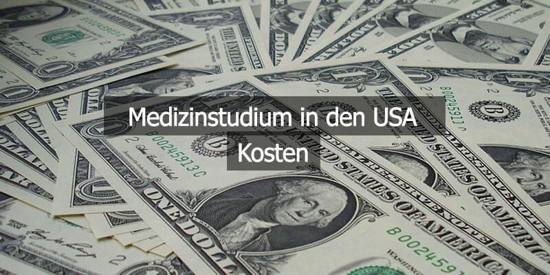 Kosten Medizinstudium In Den USA