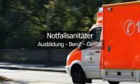 Notfallsanitäter/in