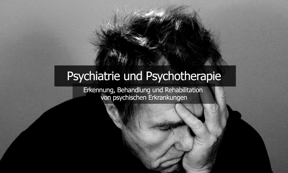 Weiterbildung Psychiatrie Psychotherapie Behandlung