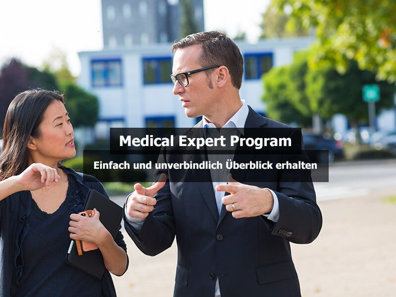 Janssen Medical Expert Program Für Ärzte