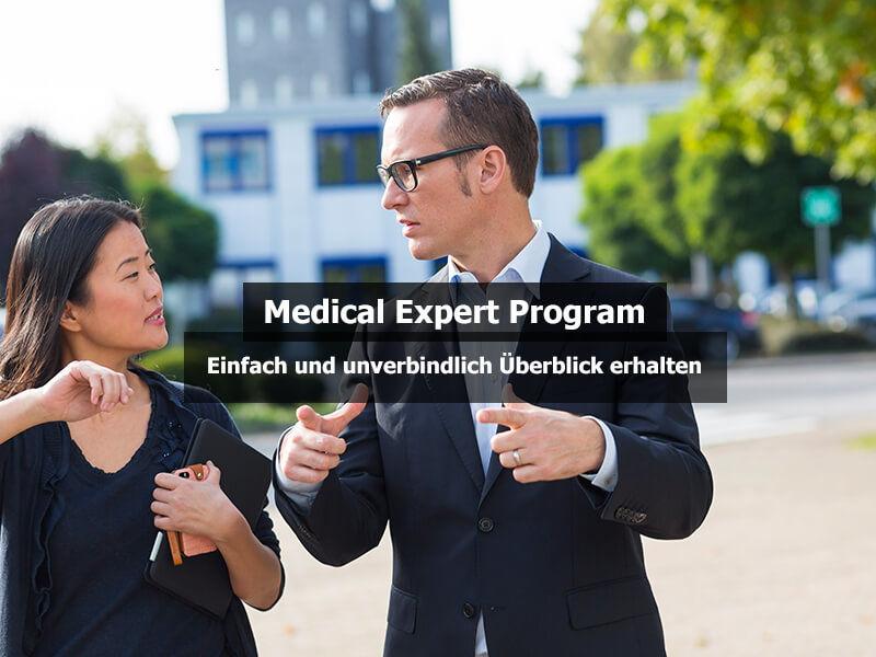 Janssen Medical Expert Program Für Ärzte