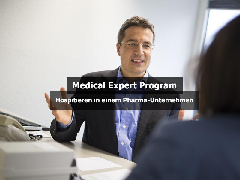 Janssen Medical Expert Program