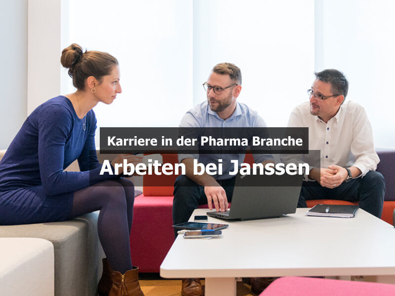Janssen Pharma Job