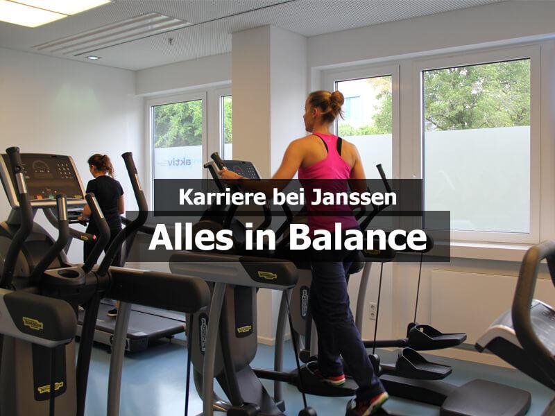 Janssen Pharma Karriere