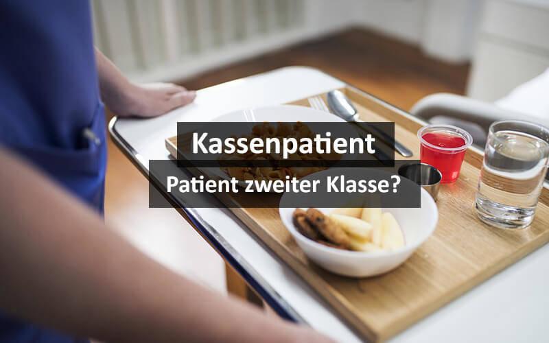 Kassenpatient Behandlung