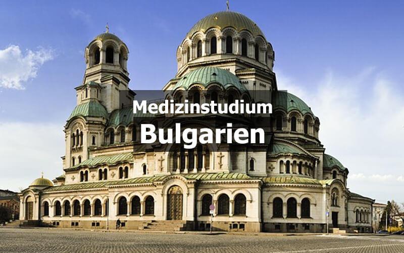 Medizinstudium Bulgarien