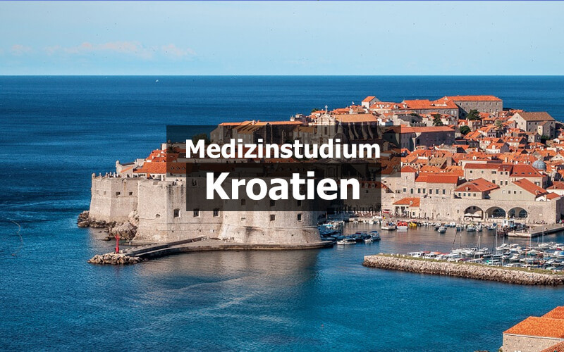 Medizinstudium Kroatien