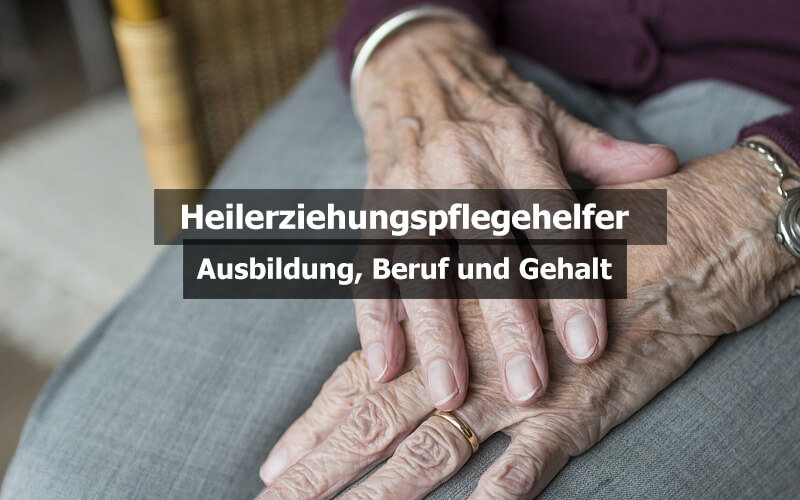 Heilerziehungspflegehelfer
