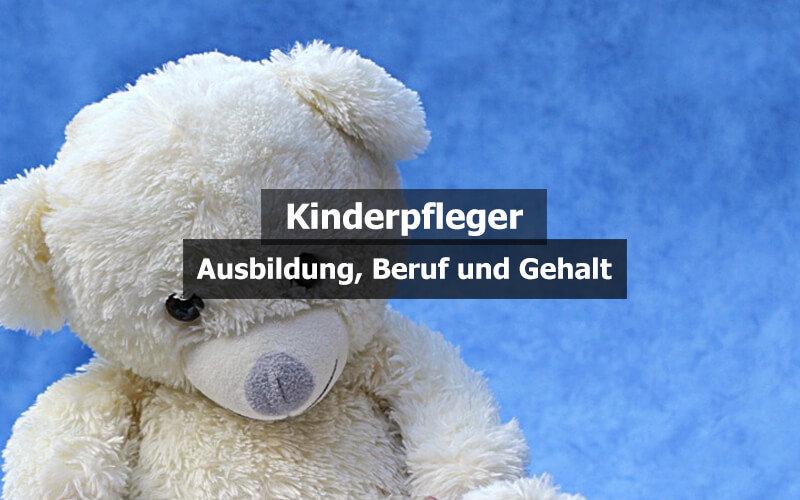 Kinderpfleger Ausbildung