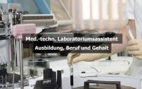 Medizinisch Technischer Laboratoriumsassistent/in<br />