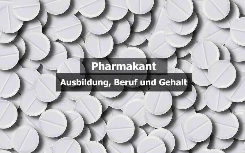 Pharmakant Ausbildung