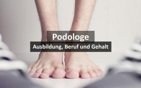 Podologe / Podologin