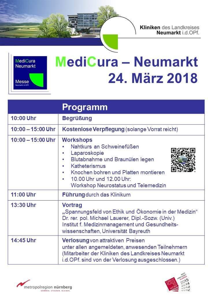 Medicura Neumarkt Programm