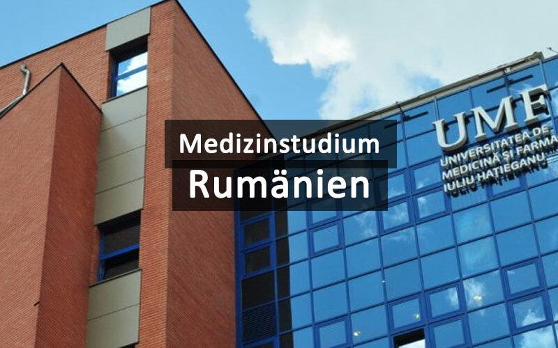 Medizinstudium Rumänien - Bewerbung, Aufbau, Kosten, Universitäten