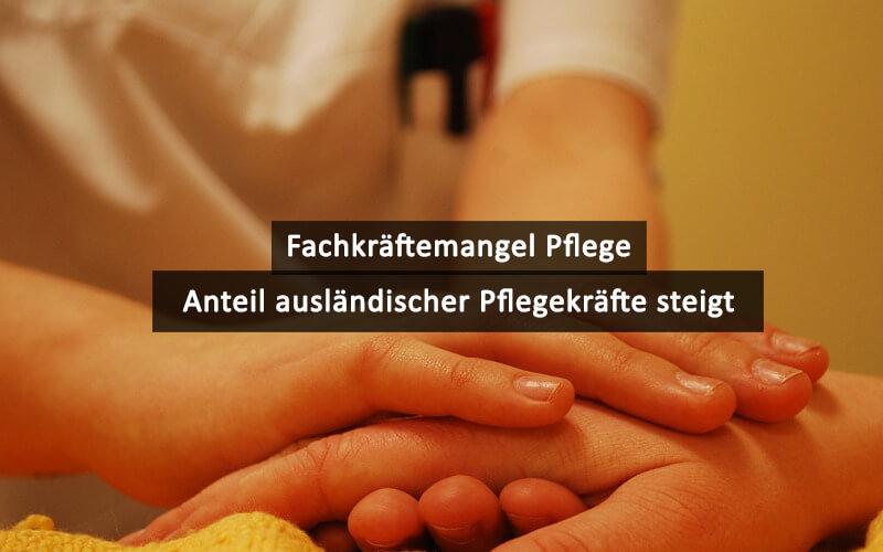 Fachkräftemangel Pflege