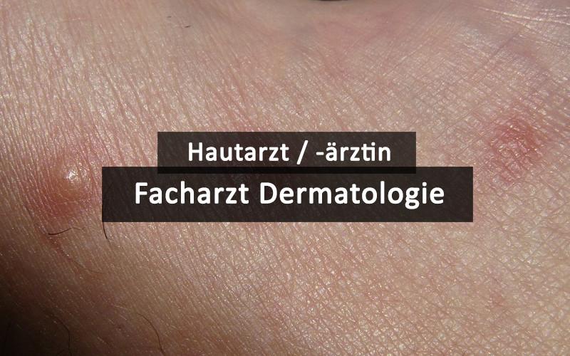 Hautarzt Dermatologie
