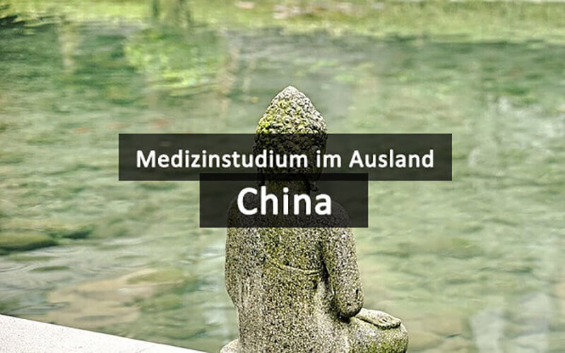 Medizinstudium Im Ausland China