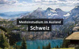 Medizinstudium Im Ausland Schweiz