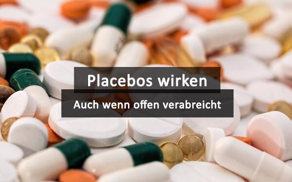 Placebos Wirken