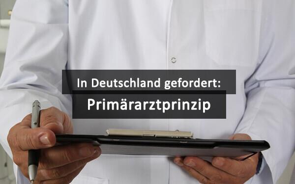 Primärarztprinzip Deutschland