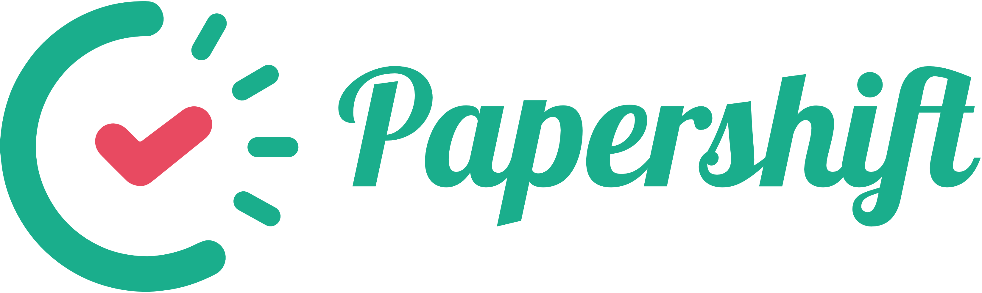 Papershift Logo Farbig