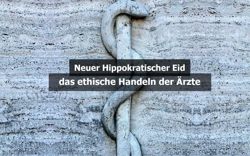 Neuer Hippokratischer Eid