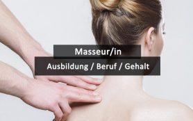 Masseur/in / Medizinischer Bademeister/in