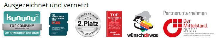 BeckmannSchulze Auszeichnungen