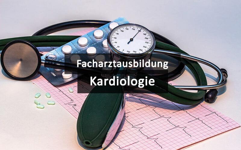 Facharztausbildung Weiterbildung Kardiologie