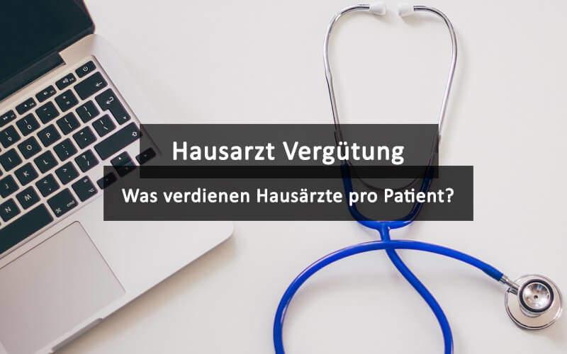 Hausarzt Gehalt - was verdient ein Hausarzt?