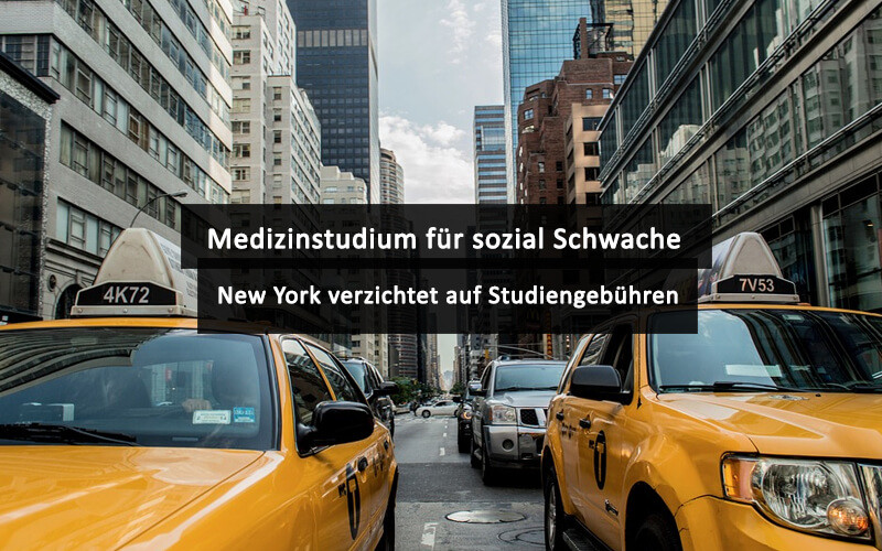 Studiengebühren New York