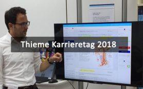 Thieme Karrieretag 2018 Cover