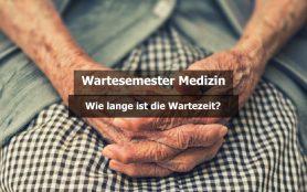 Medizin studieren über Wartesemester
