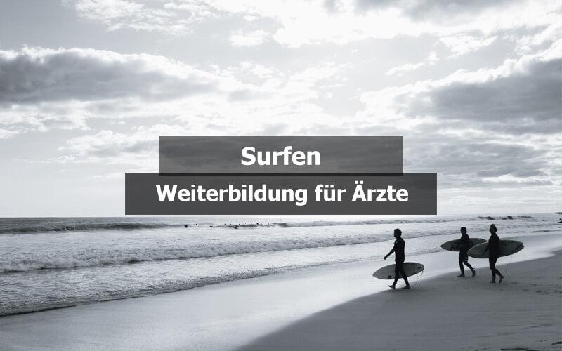 Fortbildung Surfmedizin