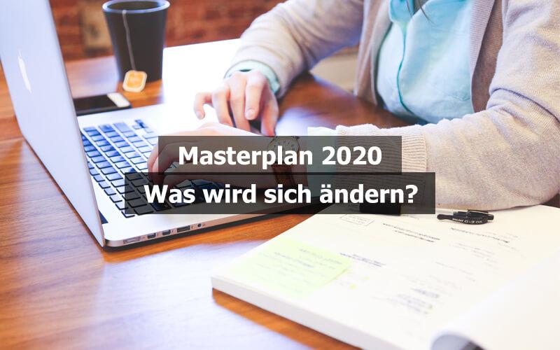 Masterplan 2020