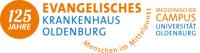 Evangelisches Krankenhaus Logo 125 Jahre