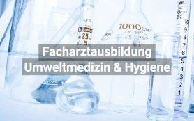Facharzt Umweltmedizin Hygiene