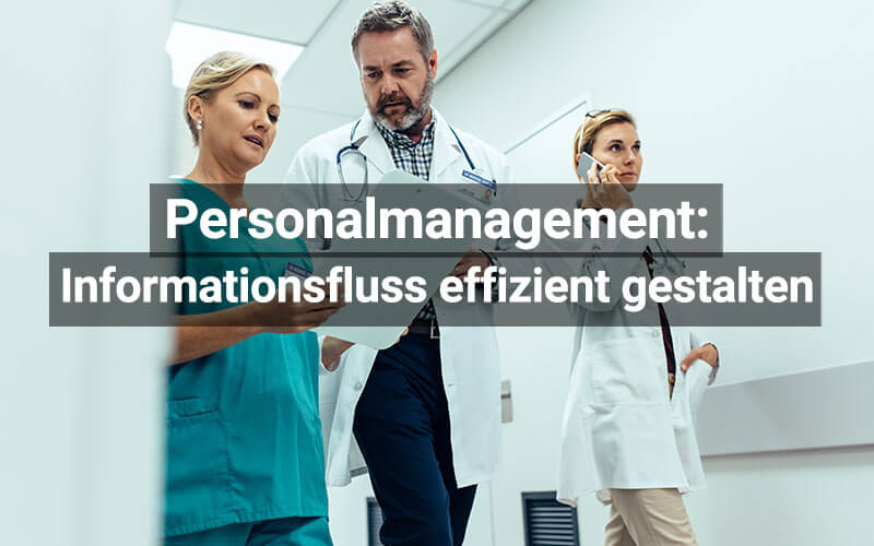 Personalmanagement Kommunikation im Krankenhaus
