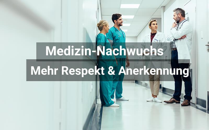 Respekt Medizinischer Nachwuchs