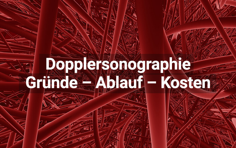Dopplersonographie