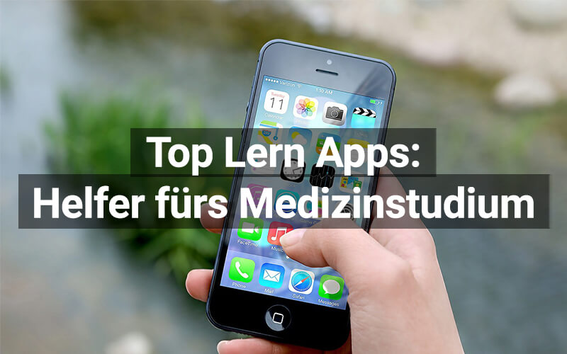Top Lern Apps Medizinstudium