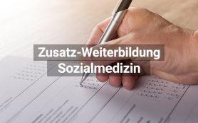 Weiterbildung Sozialmedizin