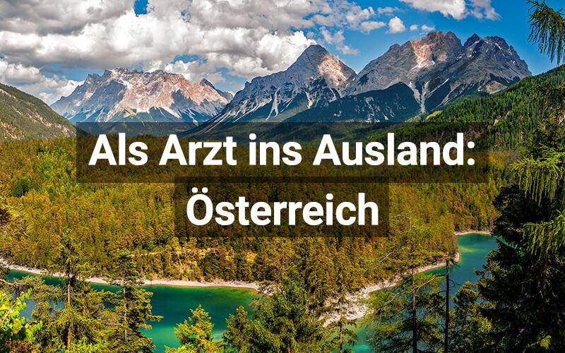 Als Arzt nach Österreich