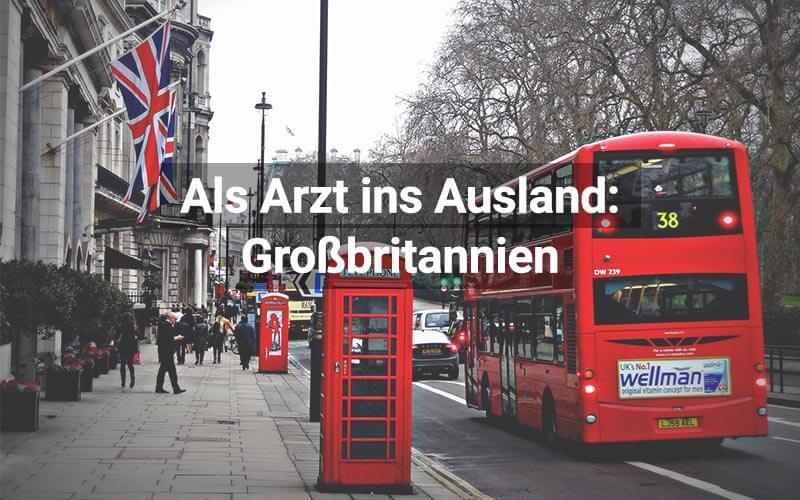 Als Arzt nach Großbritannien