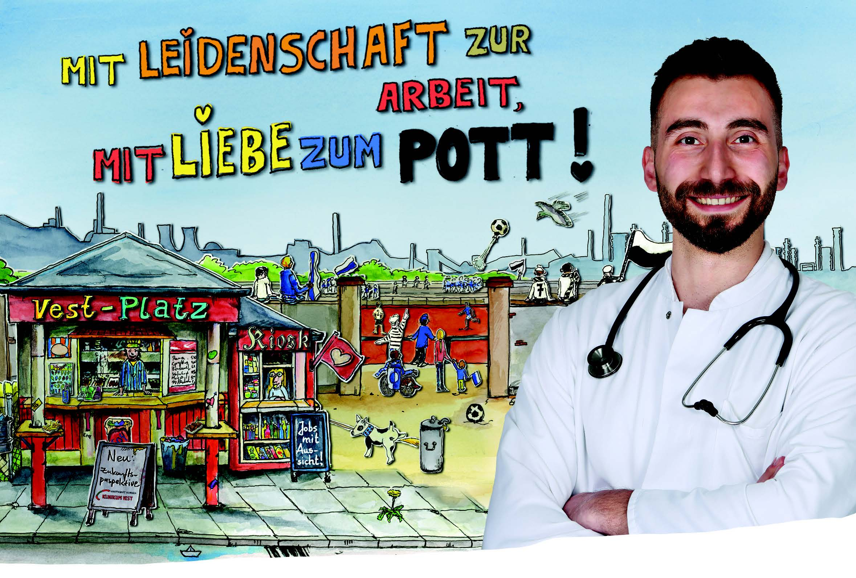 Klinikum Vest Cover