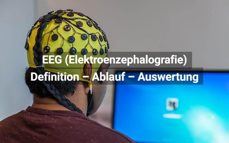 EEG (Elektroenzephalografie)