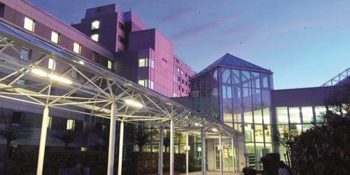 Klinikum Landshut Nacht